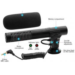 Micrófono de Cámara ABCO...
