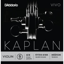 CUERDA VIOLIN KAPLANVIVO G...