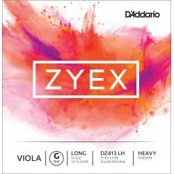 CUERDA VIOLA ZYEX G DZ413...