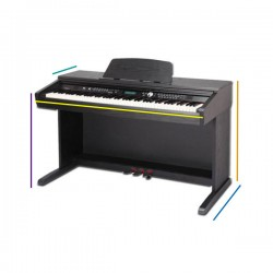 Funda ORTOLÁ  piano digital...
