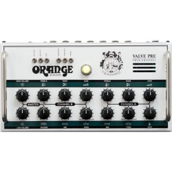 PEDAL ORANGE ACOUSTIC PRE-AMP