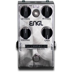 PEDAL ENGL EP05 Fuzzy Head...