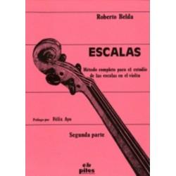LIBRO BELDA R. - ESCALAS...