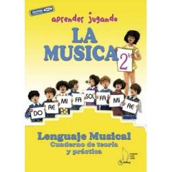 APRENDER JUGANDO LA MUSICA...
