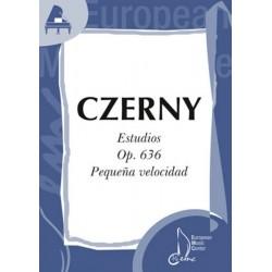 CZERNY C. - ESTUDIOS DE...