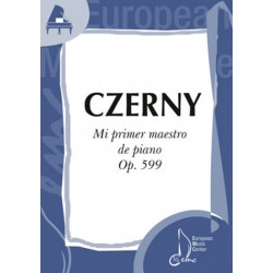 CZERNY C. - MI PRIMER...