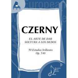 CZERNY C. - ARTE DE DAR...