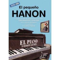 HANON - EL PEQUEÑO HANON...