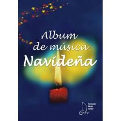 ALBUM DE MUSICA NAVIDEÑA...