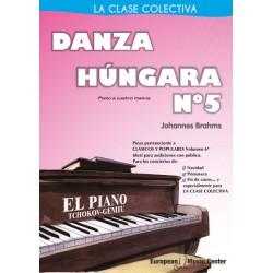 BRAHMS J. - DANZA HÚNGARA 5...