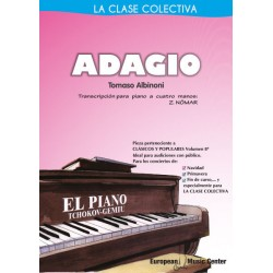 ALBINONI G. - ADAGIO EMC342032