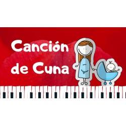 BRAHMS J. - CANCIÓN DE CUNA...
