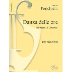 LIBRO CARISCH PONCHIELLI A....