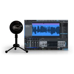 MICRO USB BLUE SNOWBALL STUDIO