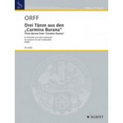 LIBRO SCHOTT MUSIC ORFF C....