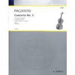 LIBRO SCHOTT MUSIC PAGANINI...