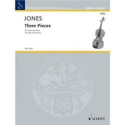 LIBRO SCHOTT MUSIC JONES D....