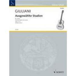 LIBRO SCHOTT MUSIC GIULIANI...
