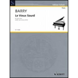LIBRO SCHOTT MUSIC BARRY. -...