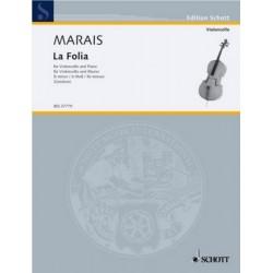 LIBRO SCHOTT MUSIC MARAIS...
