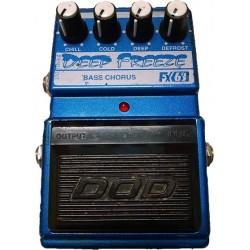 Pedal Bass Chorus FX63 DOD