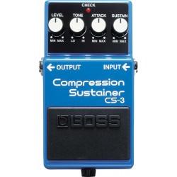 Compression Sustainer BOSS CS3