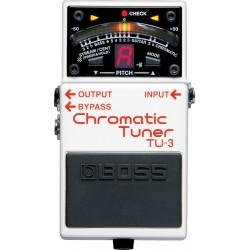 Chromatic Tuner BOSS TU3