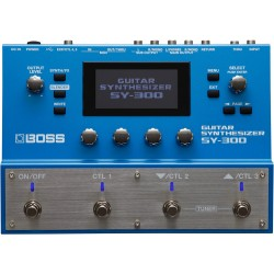 Guitar Synthesizer BOSS SY300