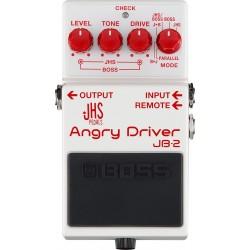 Angry Driver BOSS JB2