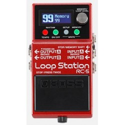 Loop Station BOSS RC5