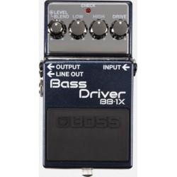PEDAL BOSS BB1X BASS DRIVER