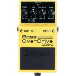 Bass Overdrive BOSS ODB3