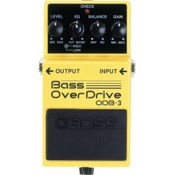 PEDAL BOSS ODB3 BASS OVERDRIVE