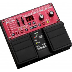 PEDAL BOSS RC30 LOOP STATION