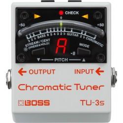Chromatic Tuner BOSS TU3S