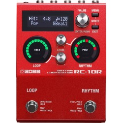 PEDAL BOSS RC10R LOOP STATION