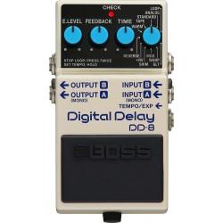 Digital Delay BOSS DD8
