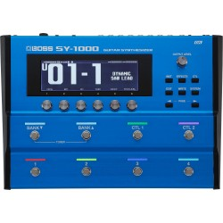 Guitar Synthesizer BOSS SY1000